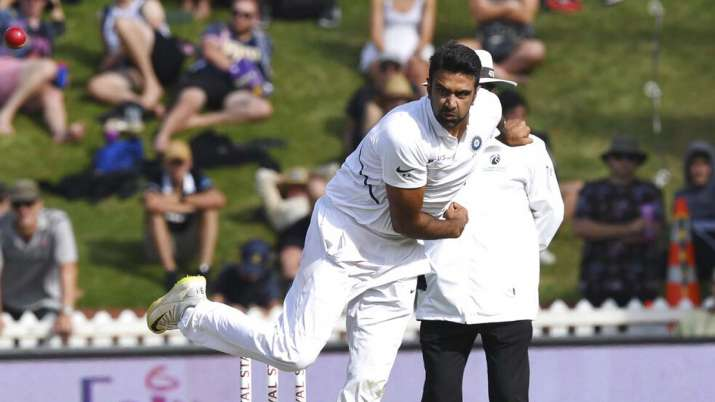 India Tv - Ashwin finished with 3 for 99 in Wellington.