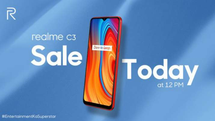 realme, realme c3, realme c3 launch in india, realme c3 price in india, realme c3 features, realme c