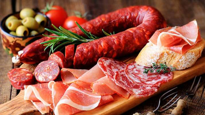 Consuming red, processed meat can increase heart risks