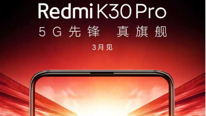 xiaomi, xiaomi redmi k30 pro 5g, redmi k30 pro 5g launch, redmi k30 pro 5g features, redmi k30 pro 5
