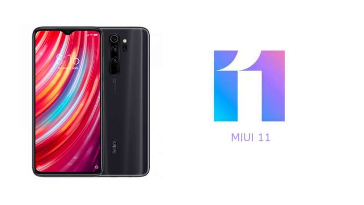 xiaomi, redmi note 8, redmi note 8 pro, redmi note 8 pro android 10 update, how to download latest u