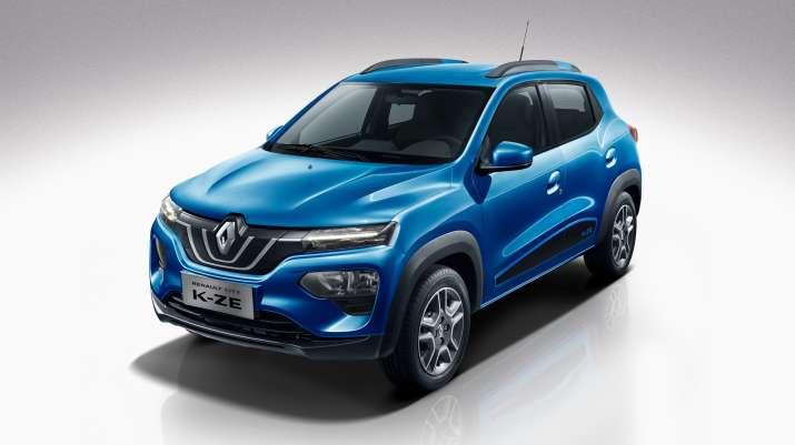 India Tv - Renault City K-ZE