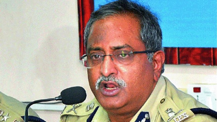 Andhra Pradesh government places DGP-rank IPS officer under suspension