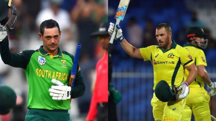 Live Cricket Streaming, South Africa vs Australia, 2nd ODI