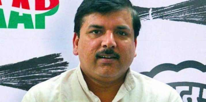 AAP leader Sanjay Singh attacks Delhi Police for 'failing' to contain violence in northeast Delhi