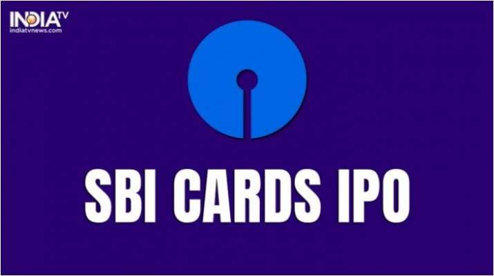 Sbi card ipo open date time
