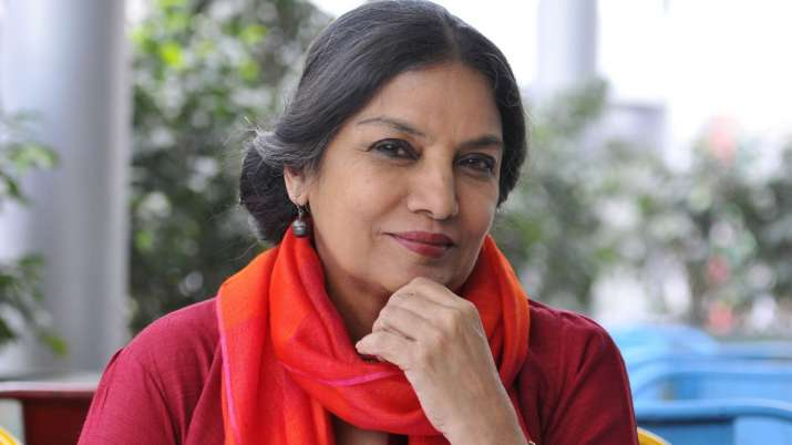 Shabana Azmi returns home, expresses gratitude to well-wishers