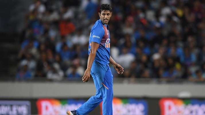 Shivam Dube - The only loose string in India's World T20 preparation