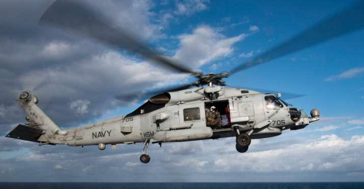 India Tv - Lockheed Martin MH-60R Seahawk