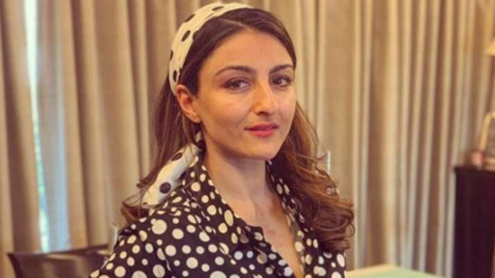 Soha Ali Khan sets couple goals before Valentine's Day