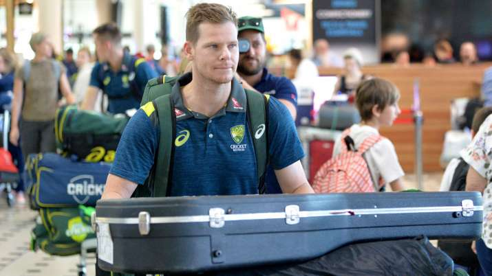 Nice to be back playing in South Africa: Steve Smith