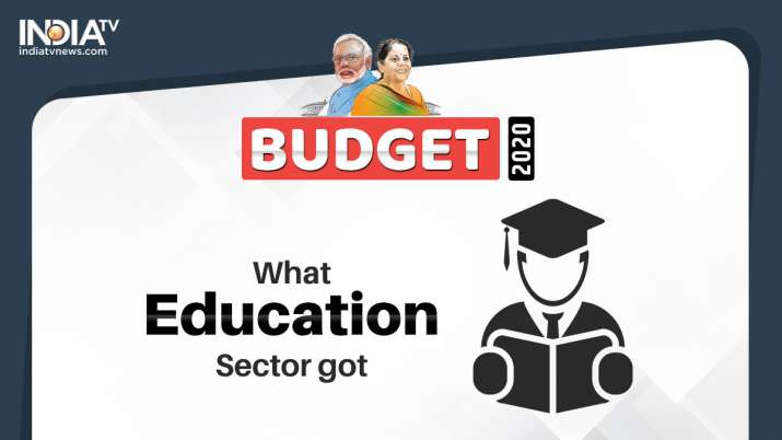 Education Budget 2020: New Education Policy soon, FM says proposing Degree Level Online Education Sy