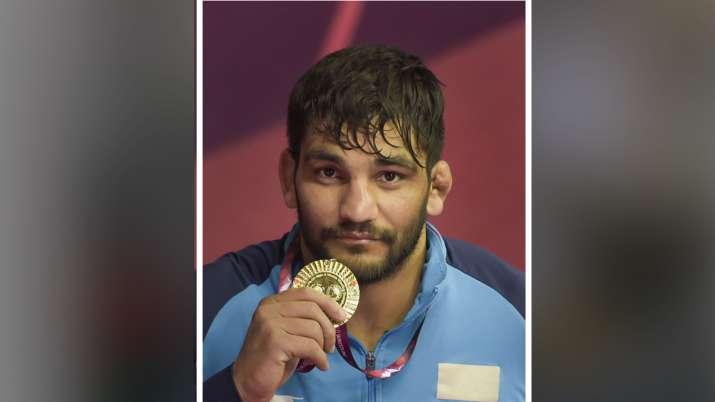 Sunil Kumar wins gold in Asian Wrestling C'ships, breaks 27-year wait for India in Greco-Roman