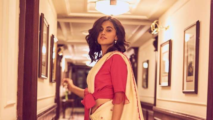 Team of Taapsee Pannu's Thappad support campaign against onscreen gender-based violence