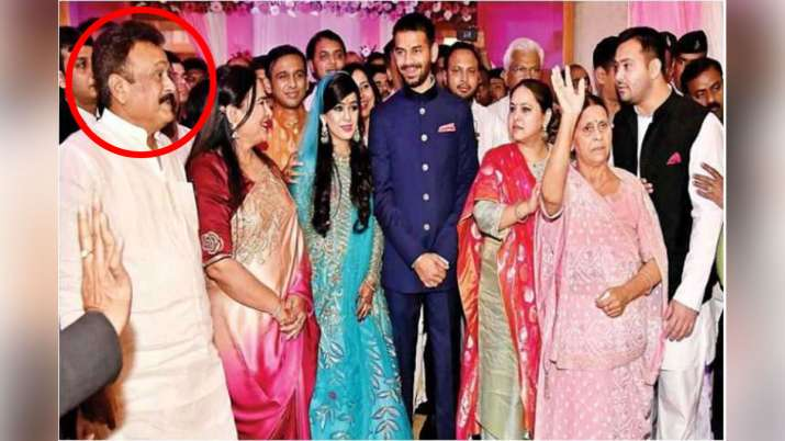 Tej Pratap Yadav S Father In Law Chandrika Rai May Leave Rjd Elections News India Tv