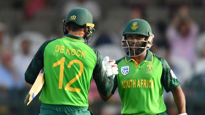 South Africa are currently playing T20s against England