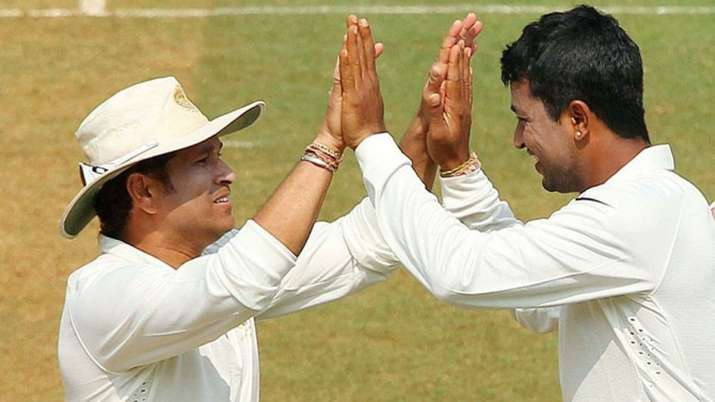 You made my last Test special: Tendulkar congratulates Pragyan Ojha on retirement
