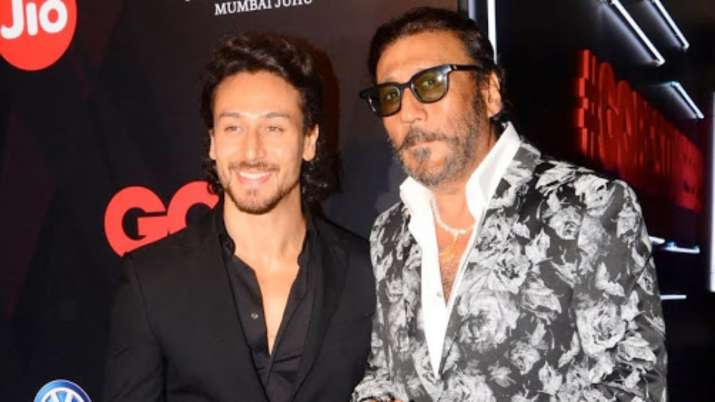 Tiger Shroff's adorable birthday wish for father Jackie Shroff