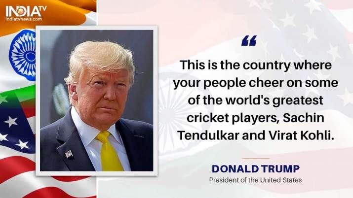 India Tv - Donald Trump.