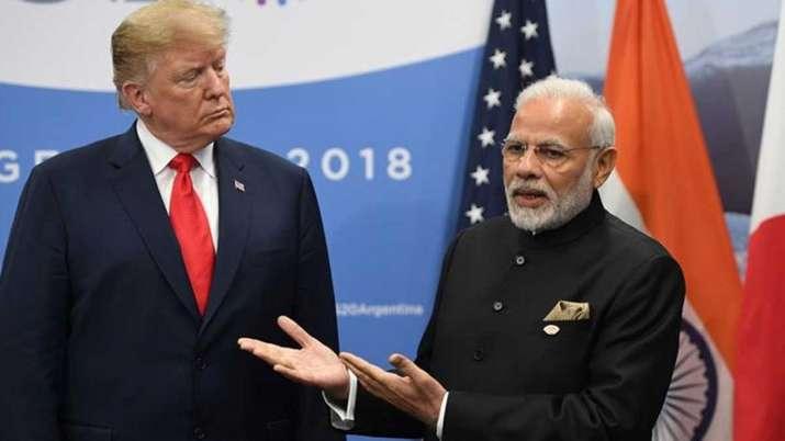 Trump's India visit preparations show 'slave mentality':