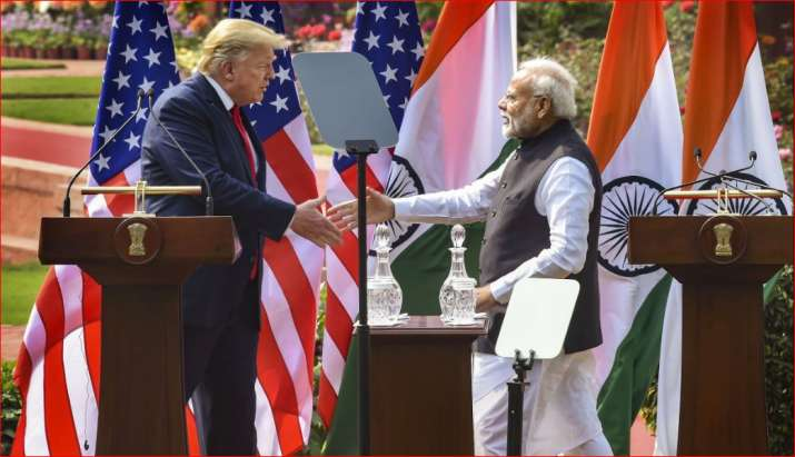 India, US to set up counter-narcotic centre: Trump