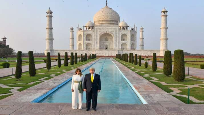President Trump was impressed after learning story of Taj