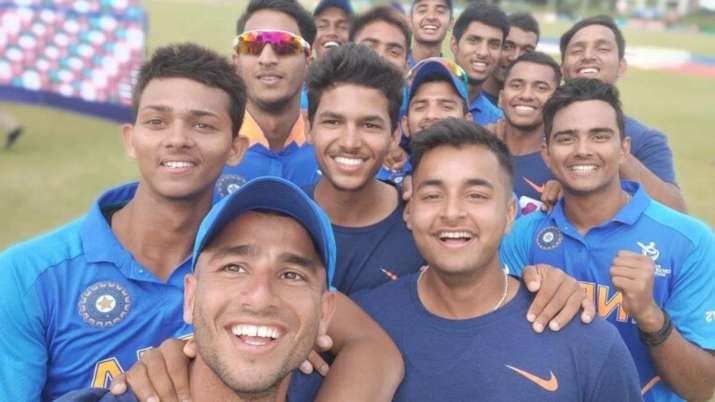 India will play against New Zealand on Sunday in U19 World