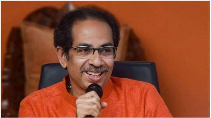 A file photo of Maharashtra CM Uddhav Thackeray