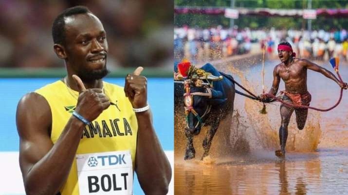 Usain Bolt Who? A man from Karnataka covered 100-meter in 9.55 seconds in slushy paddy field
