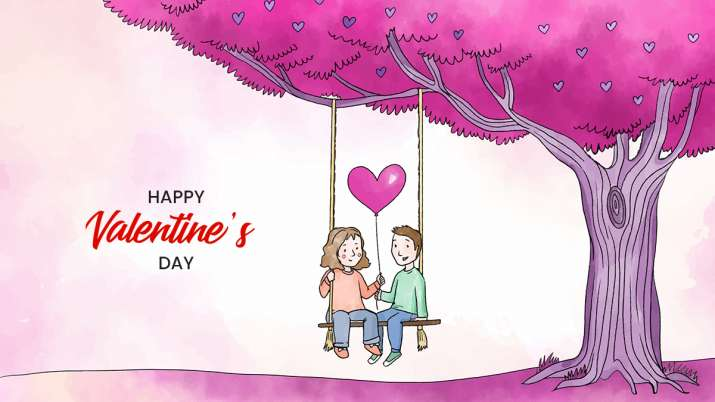 India Tv - Valentine's Day 2020 images for wife