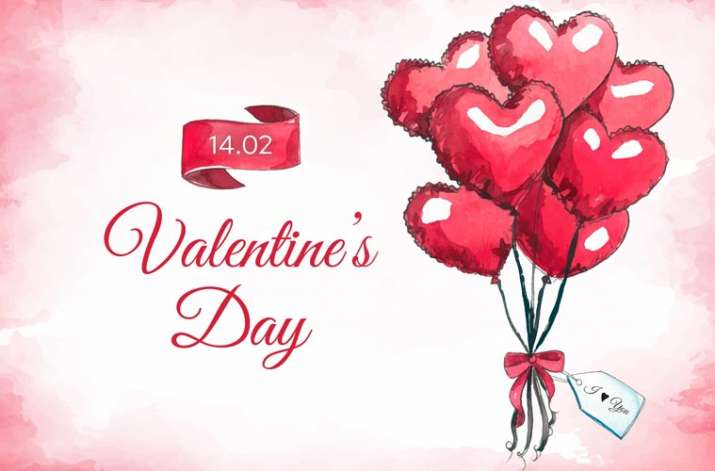 India Tv - Happy Valentine's Day 2020: Romantic wishes, SMS, Quotes, Greetings, HD Images, Facebook Status