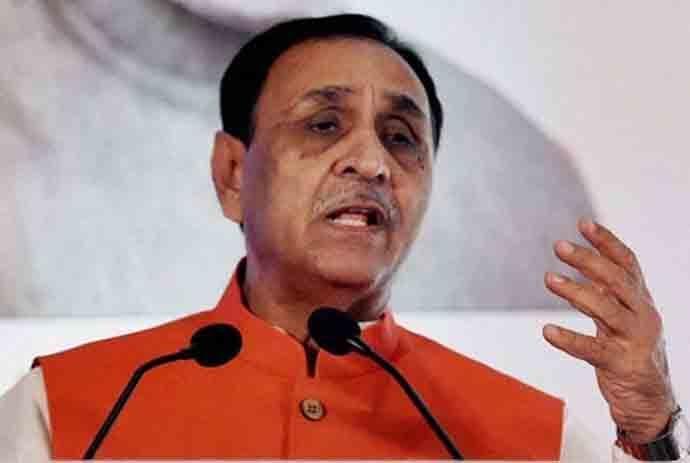 Gujarat CM announces free ration to 60 lakh families for April