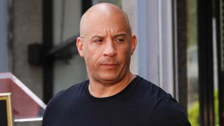 Bloodshot star Vin Diesel feels pressure playing superhero