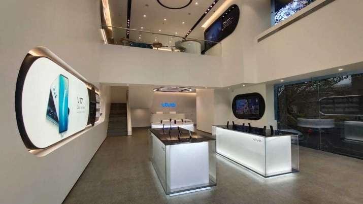 vivo, vivo india, vivo stores, vivo v17 pro, vivo smartphones, retail stores