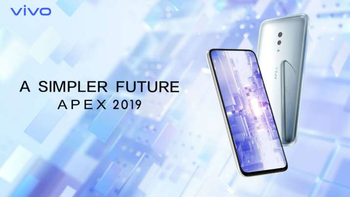vivo apex 2020 concept phone slated to arrive on february