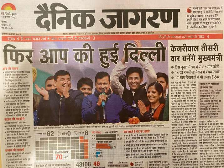India Tv - Dainik Jagran