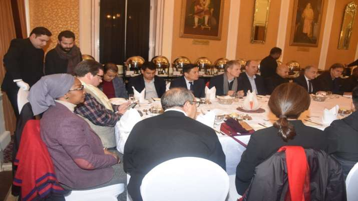 India Tv - Foreign Envoys in J-K: Extensive interaction with civil society, politicians, business leaders and m