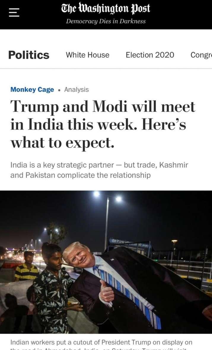 India Tv - Washington Post
