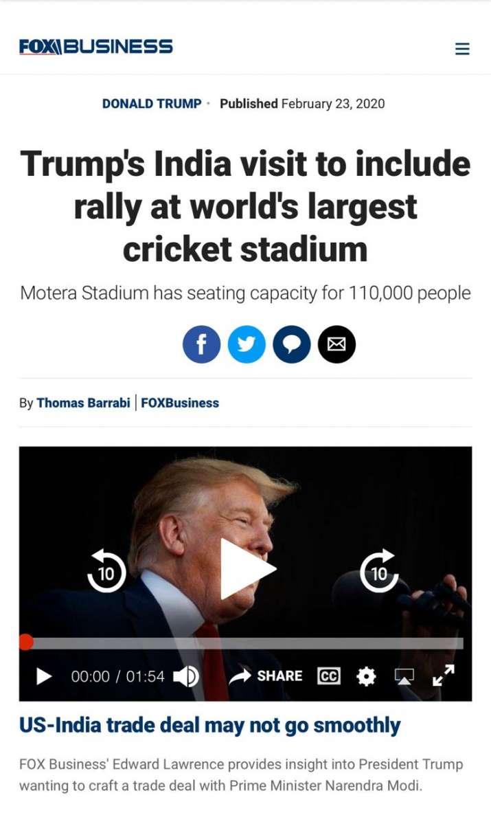 India Tv - Fox News