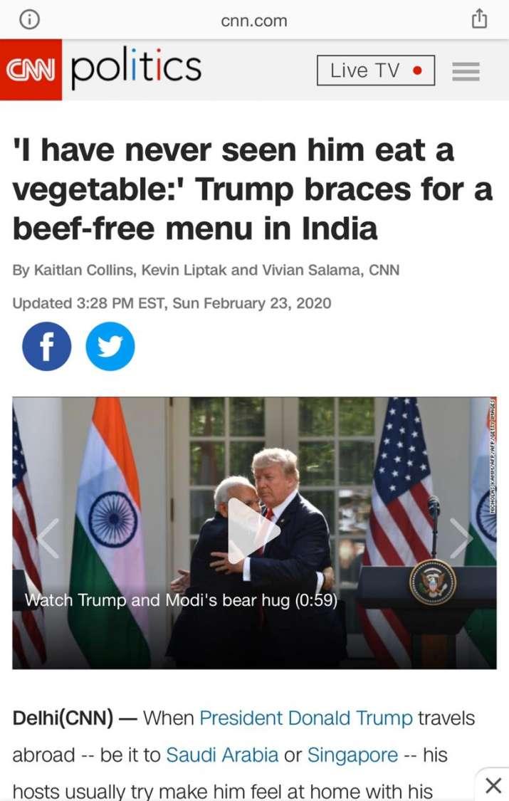 India Tv - CNN