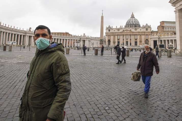 Coronavirus in Vatican City: Days after Pope tests negative, Vatican confirms first case of Covid-19