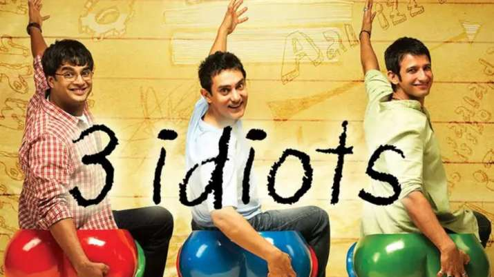 Aamir Khan's 3 Idiots last film played at Japan theatre