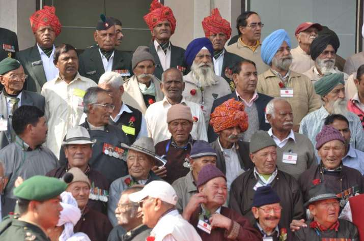 Disabled veterans receive Rs 100 as February pension; protests erupt against IT deduction (Represent