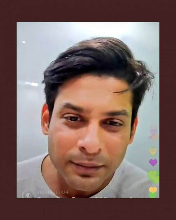 India Tv - Sidharth Shukla live chat session
