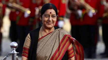 India Tv - Sushma Swaraj