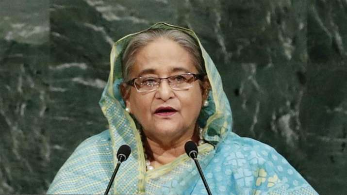 India Tv - Sheikh Hasina