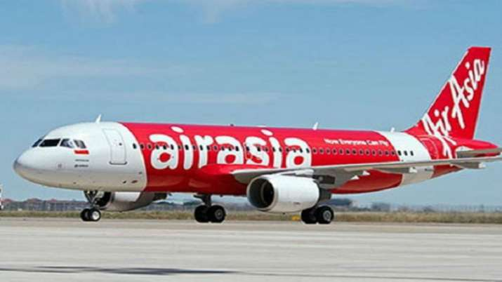AirAsia flight return to Kolkata