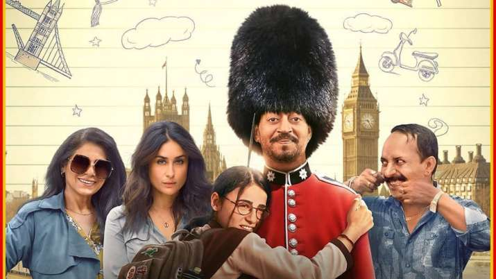Irrfan Khan, Radhika Madan starrer Angrezi Medium leaked online by TamilRockers for download