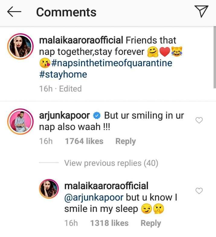 India Tv - Arjun Kapoor trolls Malaika