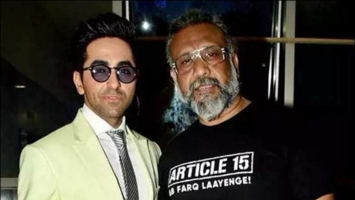 Ayushmann Khurrana to reunite with Article 15 director Anubhav Sinha for action-thriller